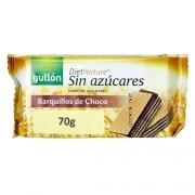 Wafer de Chocolate GULLON Zero Açucar 60g
