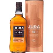 Whisky Escocês JURA Single Malt 10 Anos Garrafa 700ml