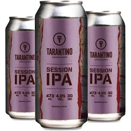 3x Cerveja TARANTINO Session IPA Lata 473ml