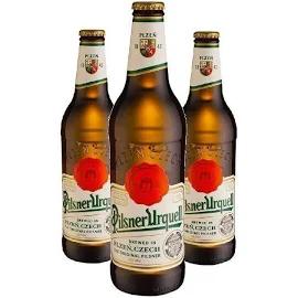 3x Cerveja Tcheca PILSNER URQUELL 500ml