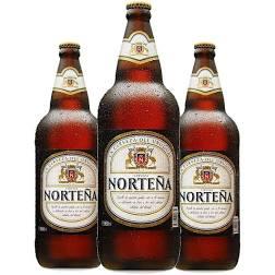 3x Cerveja Uruguaia NORTEÑA 960ml