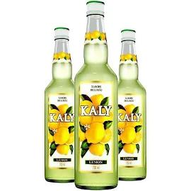 3x Xarope de Limão KALY 700ml