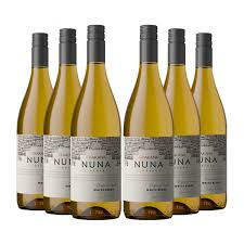 6x Vinho Chakana Nuna White Blend 750ml