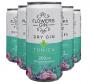 Gin Tônica FLOWERS Limão Lata 270ml ( 6 unidades )