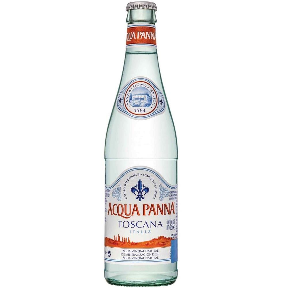 Água Mineral ACQUA PANNA Natural 505ml (12 und)