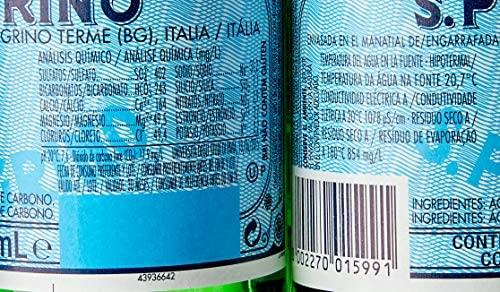 Água Mineral Italiana SAN PELLEGRINO 250ml ( 6 und )