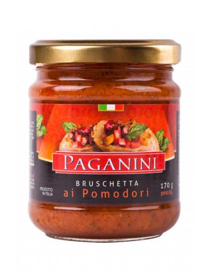 Antepasto Bruschetta Pomodori PAGANINI 170g