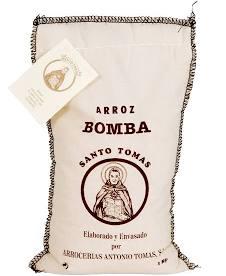 Arroz Bomba Espanhol ARROCERIAS ANTONIO TOMAS 1 KG