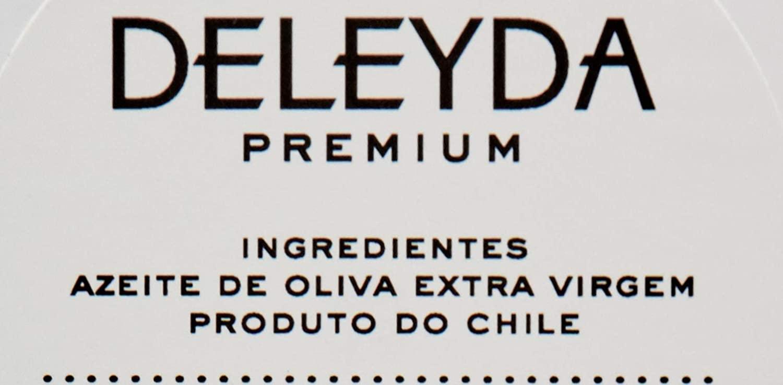 Azeite Chileno DELEYDA Extra Virgem Clássico 500ml