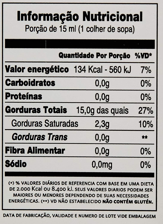 Azeite Chileno Deleyda Extra Virgem Clássico 500ml (6 und)