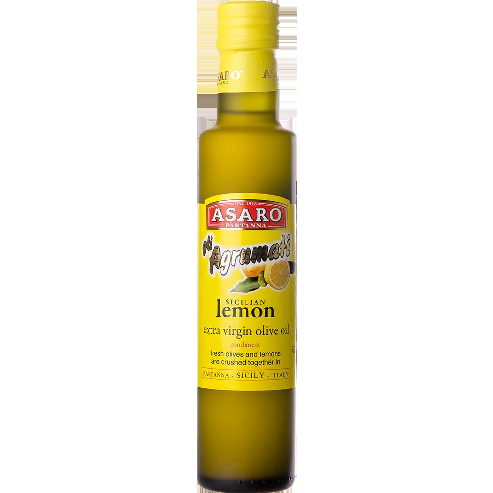 Azeite Extra Virgem ASARO Limão Siciliano 250ml