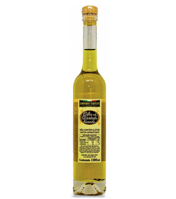 Azeite Extra Virgem com Tartufo Branco EMPÓRIO 100ml