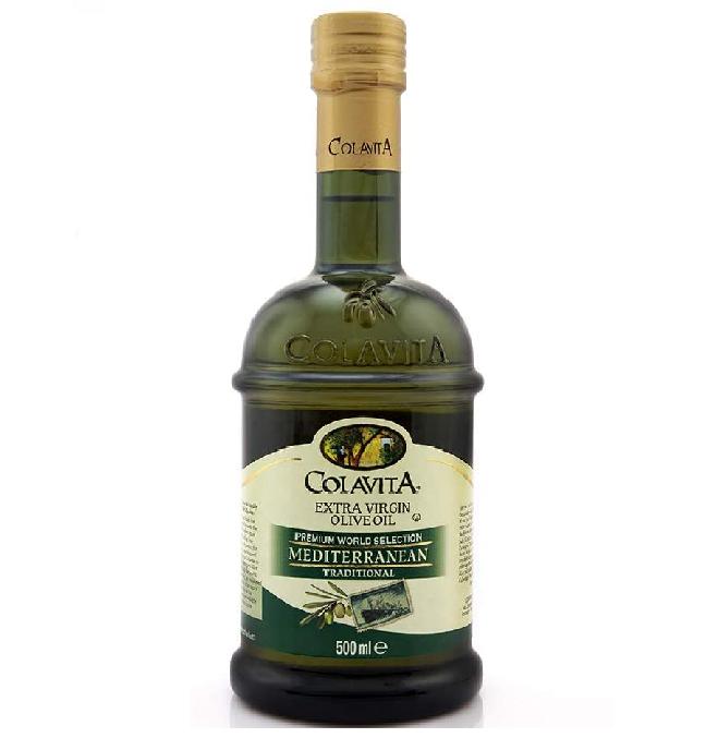 Azeite Extra Virgem Mediterrâneo COLAVITA 500ml