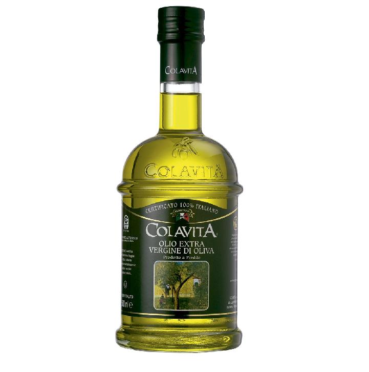Azeite Italiano de Oliva Extra Virgem COLAVITA 500ml