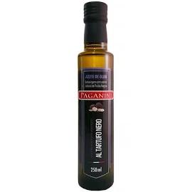 Azeite Italiano Extra Virgem ao Tartufo Negro PAGANINI 250ml
