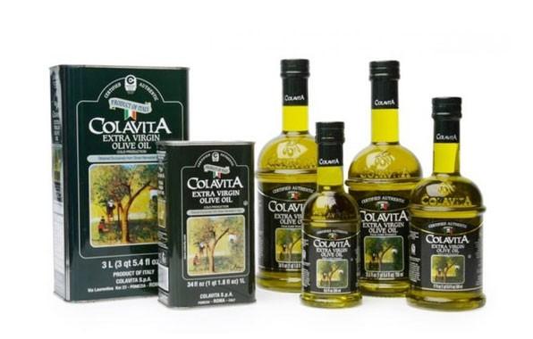 Azeite Italiano Extra Virgem COLAVITA 500ml ( 3 und)
