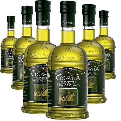 Azeite Italiano Extra Virgem COLAVITA 500ml ( 6 und)