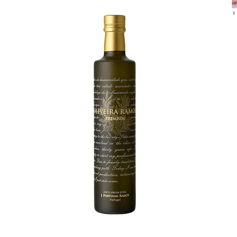 Azeite Português Premium Extra Virgem Oliveira Ramos 500ml