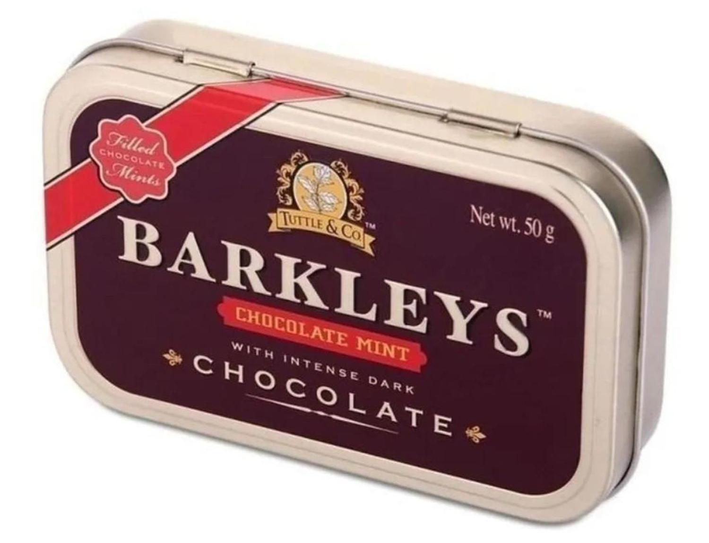Bala BARKLEY'S Chocolate Mints 50g