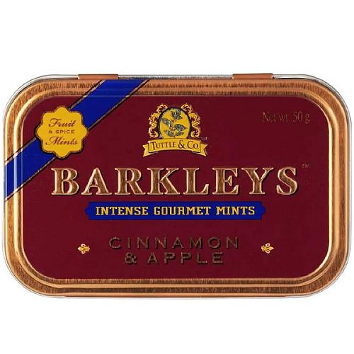 Bala BARKLEY'S Cinnamon Apple 50g