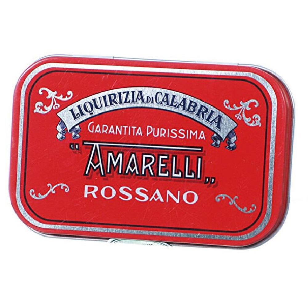 Bala de Alcaçuz Pura Rossa AMARELI 40g