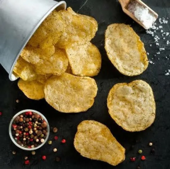 Batata Chips Pimenta-do-reino TYRRELLS 150g