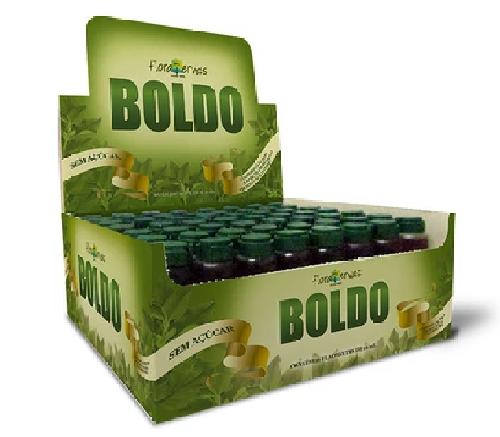 Boldo FLORA 7 ERVAS 56 Flaconetes de 10ml