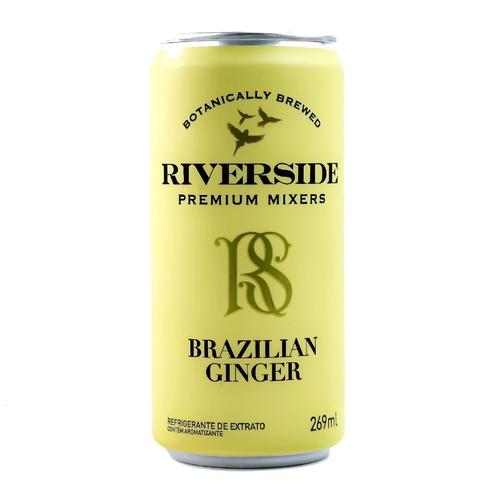 Brazilian Ginger RIVERSIDE Lata 269ml