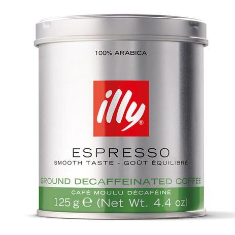 Café Moido ILLY Descafeinado Lata 125g