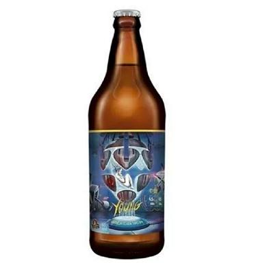 Cerveja Dama Bier Young Ipa 600ml