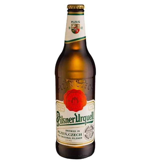 Cerveja Tcheca PILSNER URQUELL 500ml