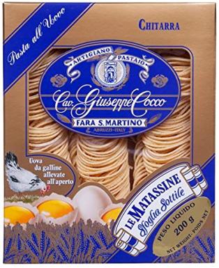 Chitarra all'uovo - Matassine GIUSEPPE COCCO 200g