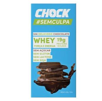 Chocolate Whey Sem Culpa CHOCK 75g
