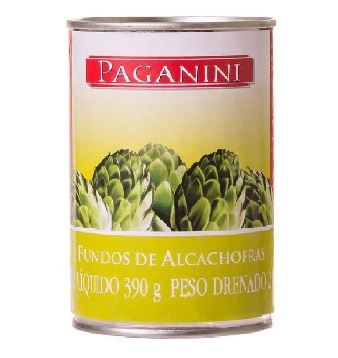 Coração de Alcachofra PAGANINI Lata 210g