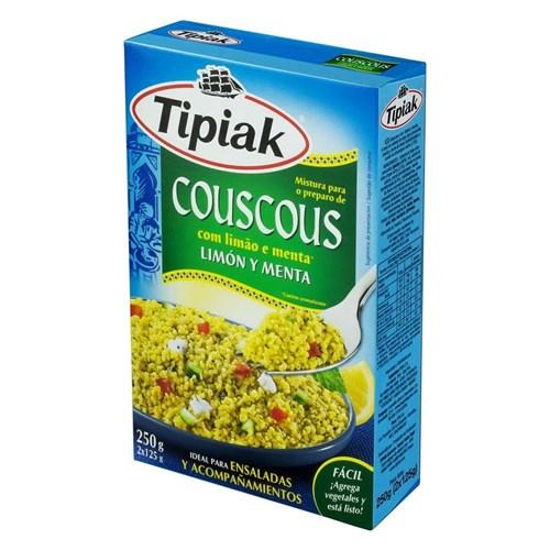 Couscous TIPIAK Menthe Citron 250g