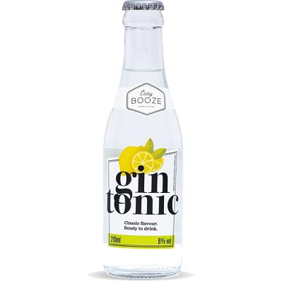 Drink Pronto Easy Booze Gin Tônica 200ml