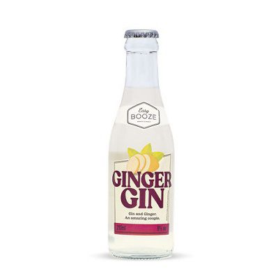 Drink Pronto Easy Booze Ginger Gin 200ml
