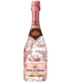 Espumante Francês VEUVE DU VERNAY Rosé Ed. Limitada 750ml