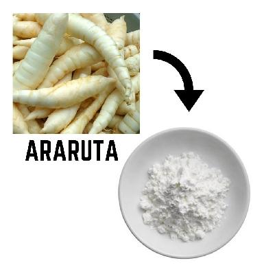 Farinha de Araruta 1 Kg