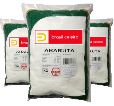 Farinha de Araruta BRASIL CELEIRO 3 Kg