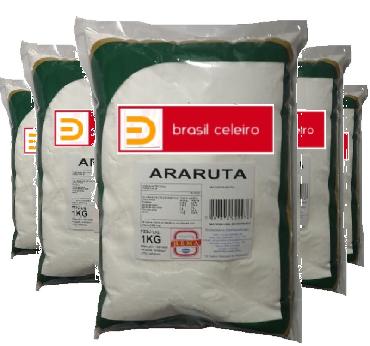 Farinha de Araruta BRASIL CELEIRO 5 Kg