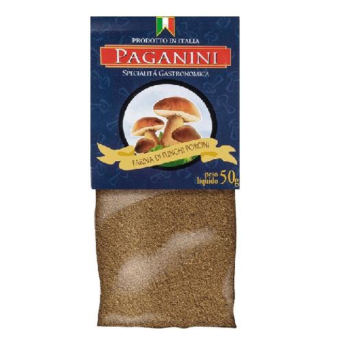 Funghi Italiano PORCINI PAGANINI em pó 50g