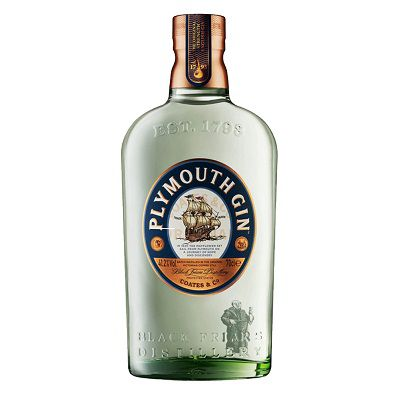 Gin Inglês PLYMOUTH 750ml