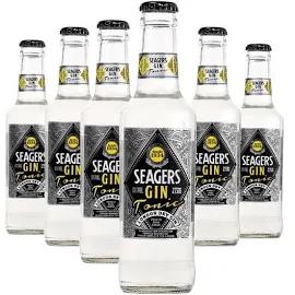 Gin Tônica SEAGERS 275ml (6 und)