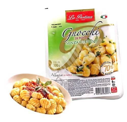 Gnocchi Italiano Sem Glúten LA PASTINA 300g