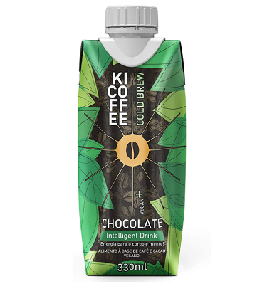 KICOFFEE Colágeno Vegan 330ml