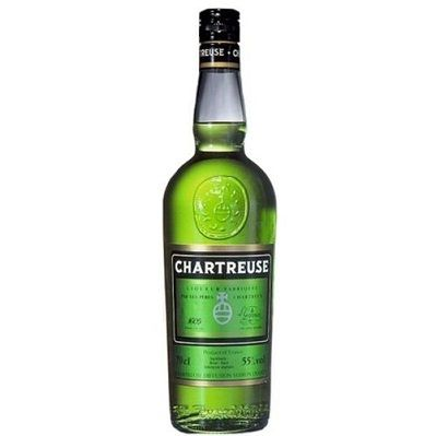 Licor Chartreuse Green (Ervas Verdes) 700ml