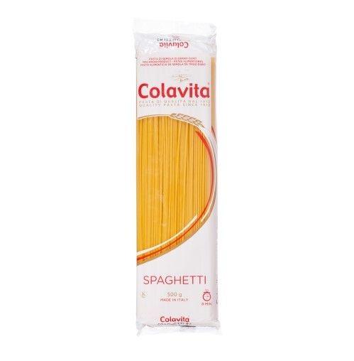 Macarrão Spaghetti COLAVITA Grano Duro 500g