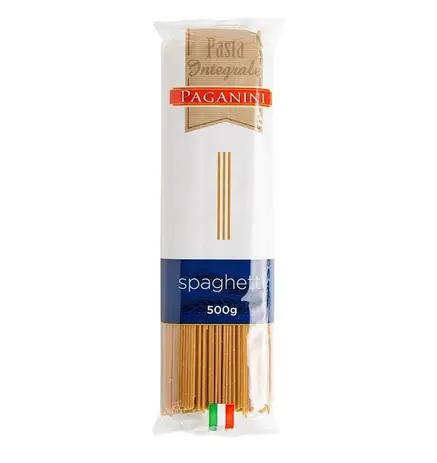 Macarrão Spaghetti Integral PAGANINI 500g
