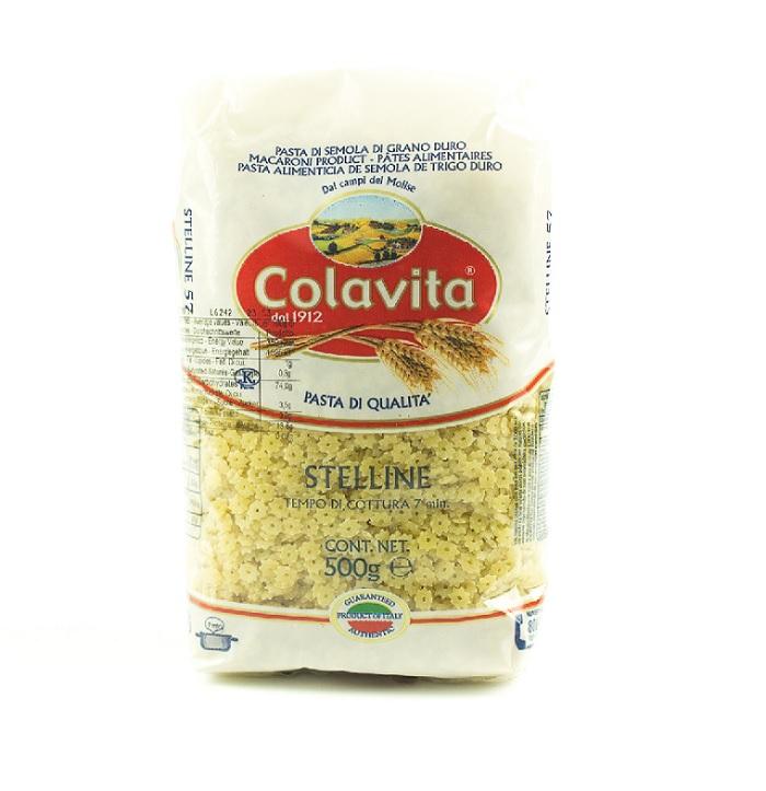 Macarrão Stelline COLAVITA Grano Duro 500g
